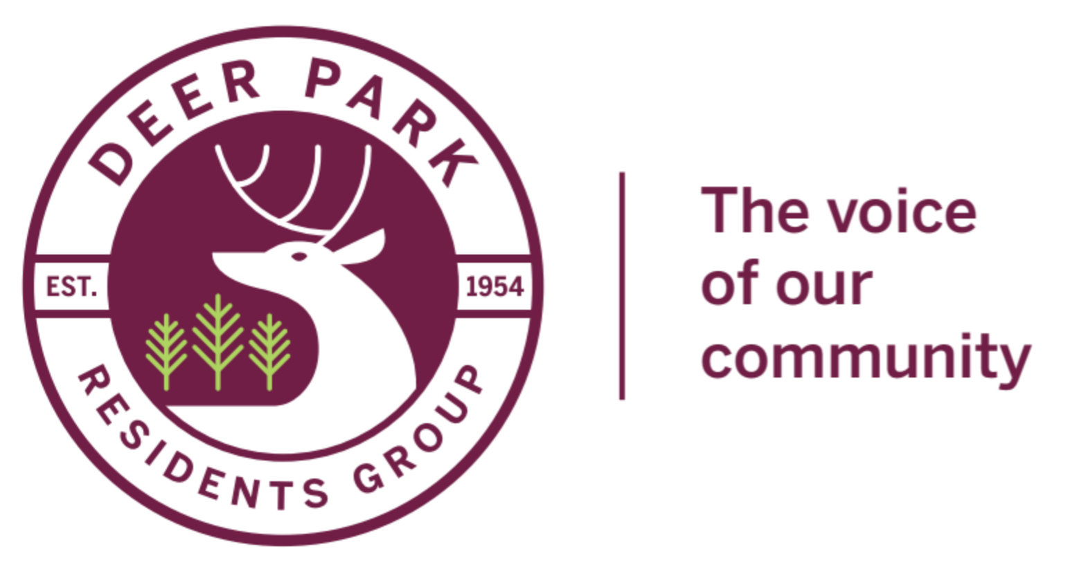 Deer Park Residents Group Logo